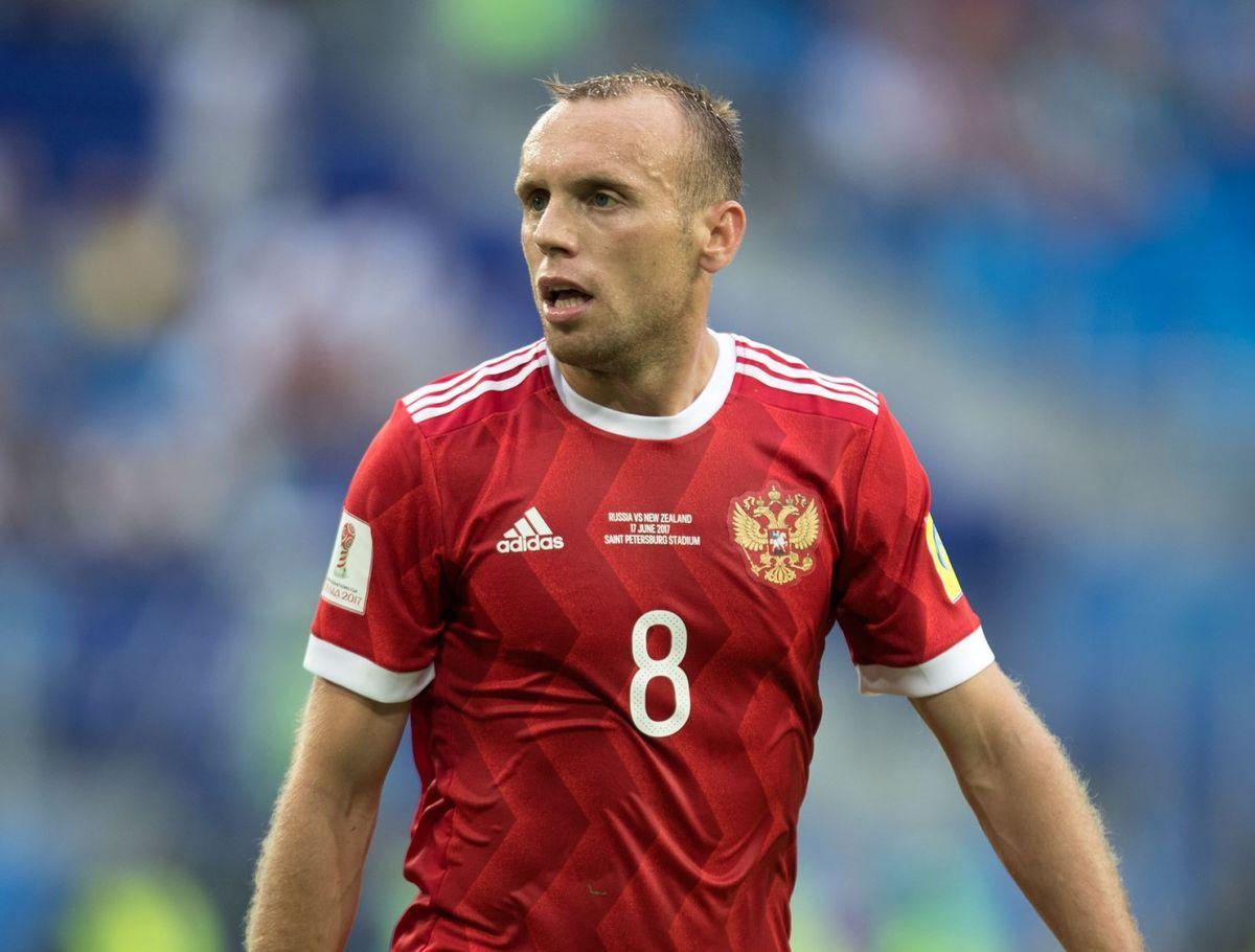 นักเตะทีมชาติรัสเซีย